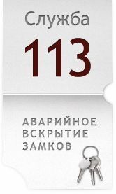 служба 113
